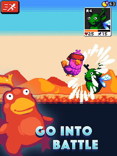 Combo Critters - screenshot