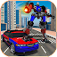 Free Download Police Transform Robot Chase APK for Blackberry