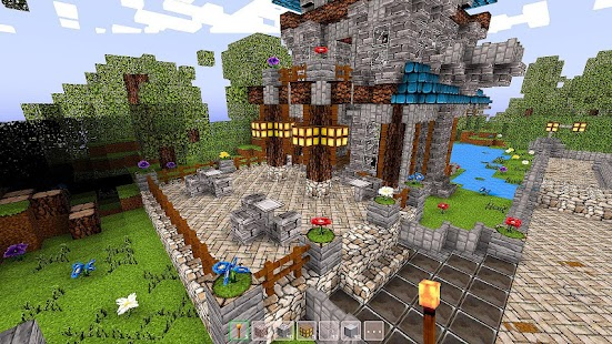 Craft & Magic - Block worlds- screenshot thumbnail