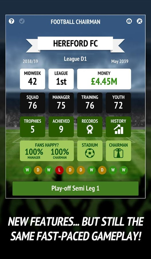 Football Chairman Pro Screenshot 0
