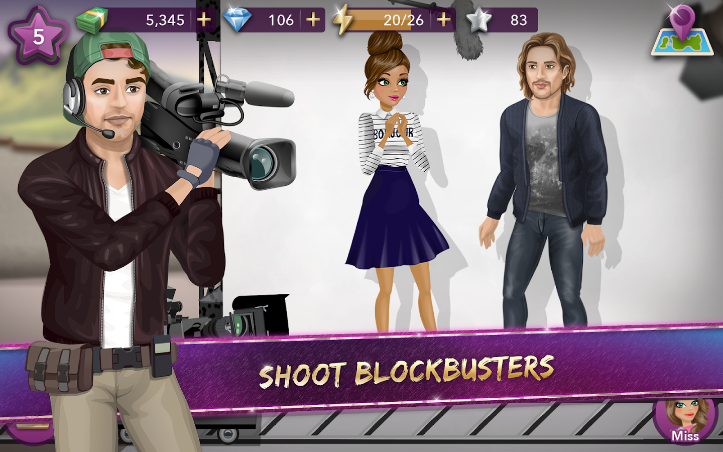 Hollywood Story Screenshot 6