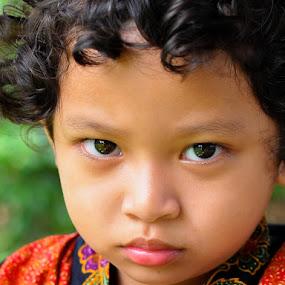 by Pandu Sinatriyo - Babies & Children Child Portraits