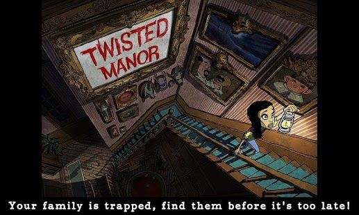 Twisted Manor (Unreleased) - screenshot