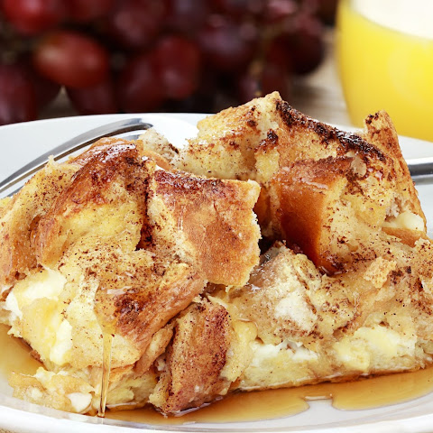 Cream Cheese French Toast Casserole