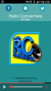 Radio Companhera - screenshot