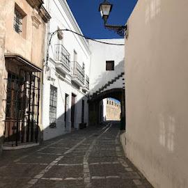 Ññ by Albert Bendahan - City,  Street & Park  Historic Districts
