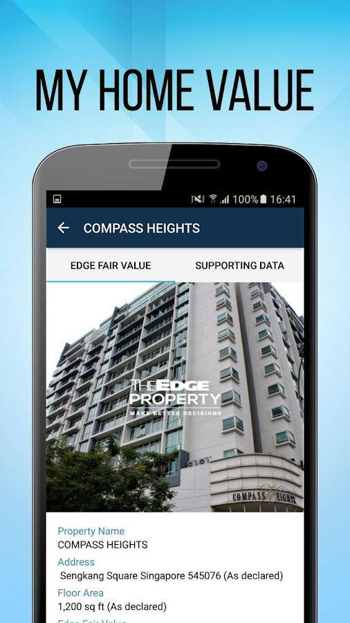 The Edge Property Singapore Screenshot 2