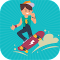 Free Happy Wheels skater APK for Windows 8