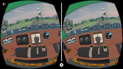 Mountain Train 2016 VR - PRO - screenshot