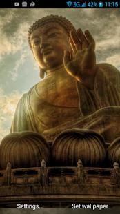 download Budha Kertas Dinding