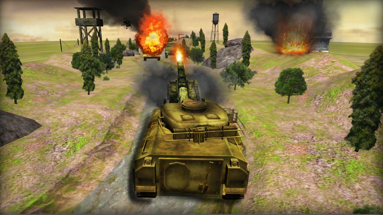 Clash of Tanks Screenshot 4