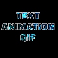 Text Animation DP Gif