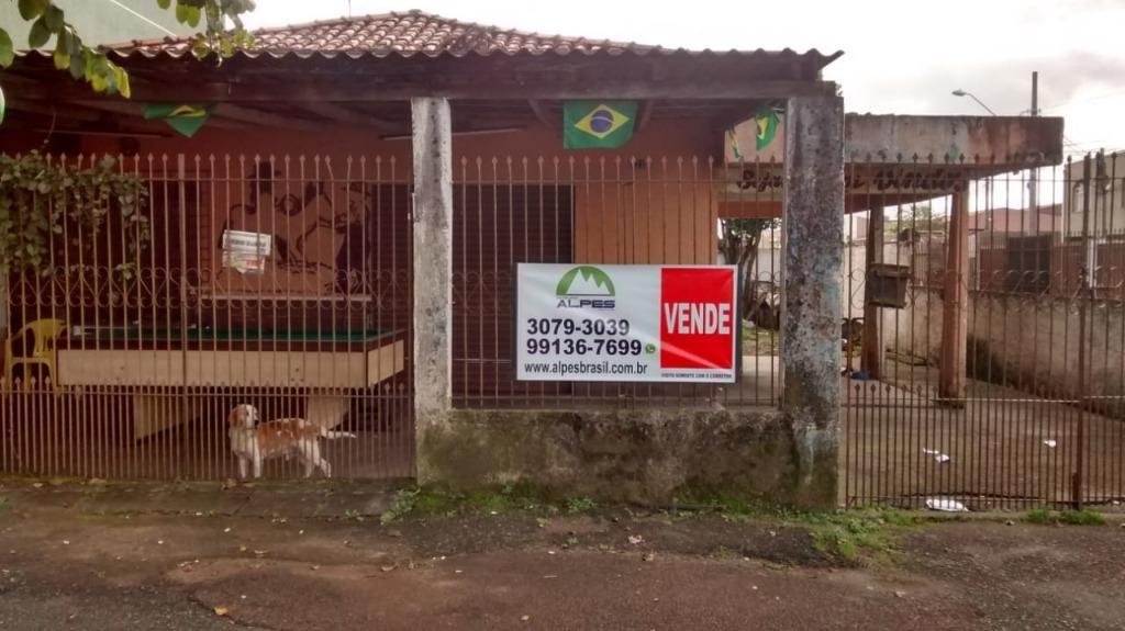 Terreno à venda, 252 m² por R$ 450.000 - Xaxim - Curitiba/PR