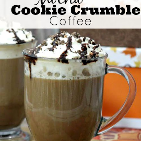 Mocha Cookie Crumble Coffee
