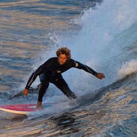 HB Surfer by Jose Matutina - Sports & Fitness Surfing