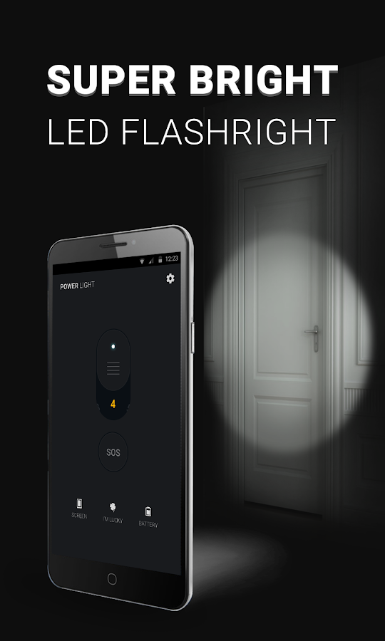 Power Light - Flashlight LED Screenshot 0