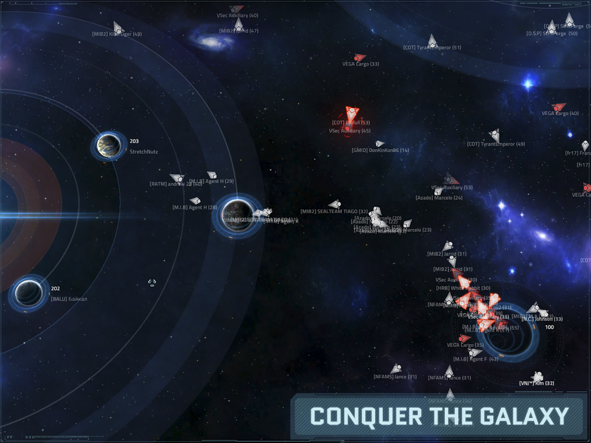VEGA Conflict Screenshot 0