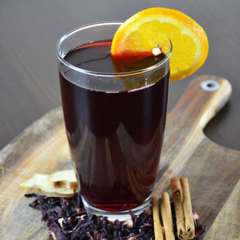 The Hibiscus Tea