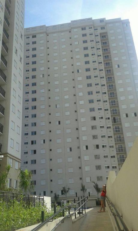 Apto 2 Dorm, Vila Rio de Janeiro, Guarulhos (AP3828)