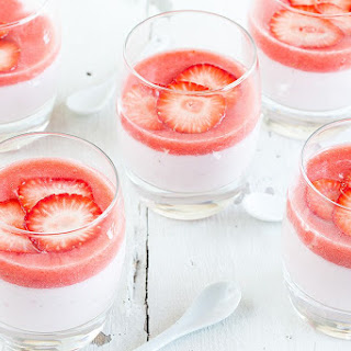 Strawberry Anise Quark