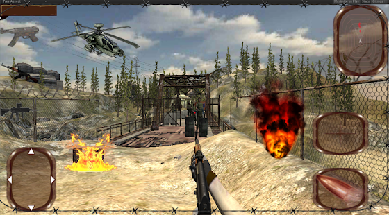 Elite Shooter Unfinished Game - screenshot