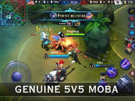 Mobile Legends: Bang Bang APK screenshot thumbnail 7