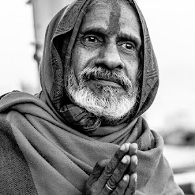 The Eyes Say it All by Akash Dubey - People Street & Candids