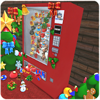 Vending Machine Christmas Fun For PC