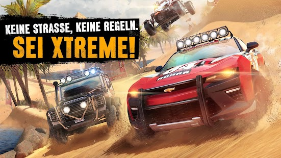 Asphalt Xtreme: Offroad Racing Screenshot