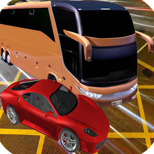 Bus Traffic Racer FREE!