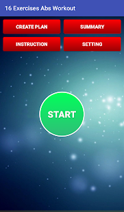 Abs Workout - No equipment Fitness app screenshot for Android