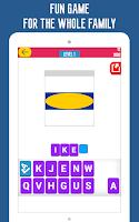 Screenshot of Guess the Brand - Logo Quiz