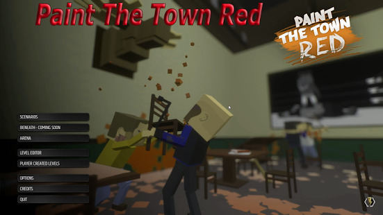 guide for Paint The Town Red APK for Bluestacks