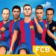 FC Barcelona Ultimate Rush APK Version 1.08