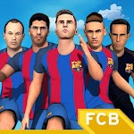 FC Barcelona Ultimate Rush APK Image