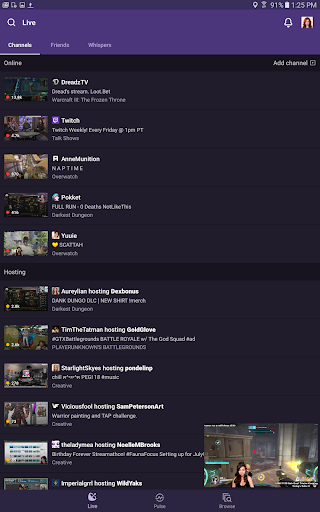 Twitch screenshot 10