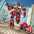 Multi Transforming Moto Robot Wars APK