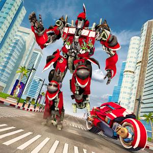Multi Transforming Moto Robot Wars For PC / Windows 7/8/10 / Mac – Free Download