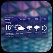 Free Clock Weather Widget - Apex APK for Windows 8