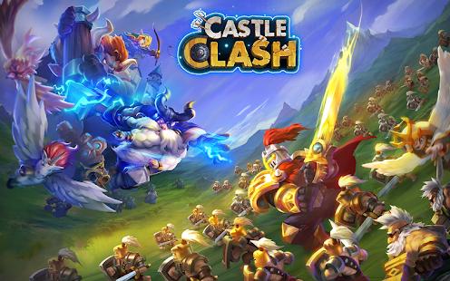 Castle Clash APK for Bluestacks