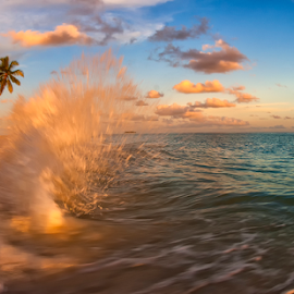 Splash by Richard ten Brinke - Landscapes Waterscapes (  )