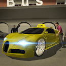 3D City Taxi Driving Mania icon