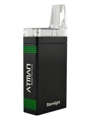 Atman Starlight 2017 Best Personal Portable Box MOD Vaporizer For Marijuana Herbal