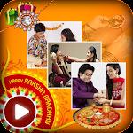 Rakshabandhan Video Maker - Slideshow Maker Icon