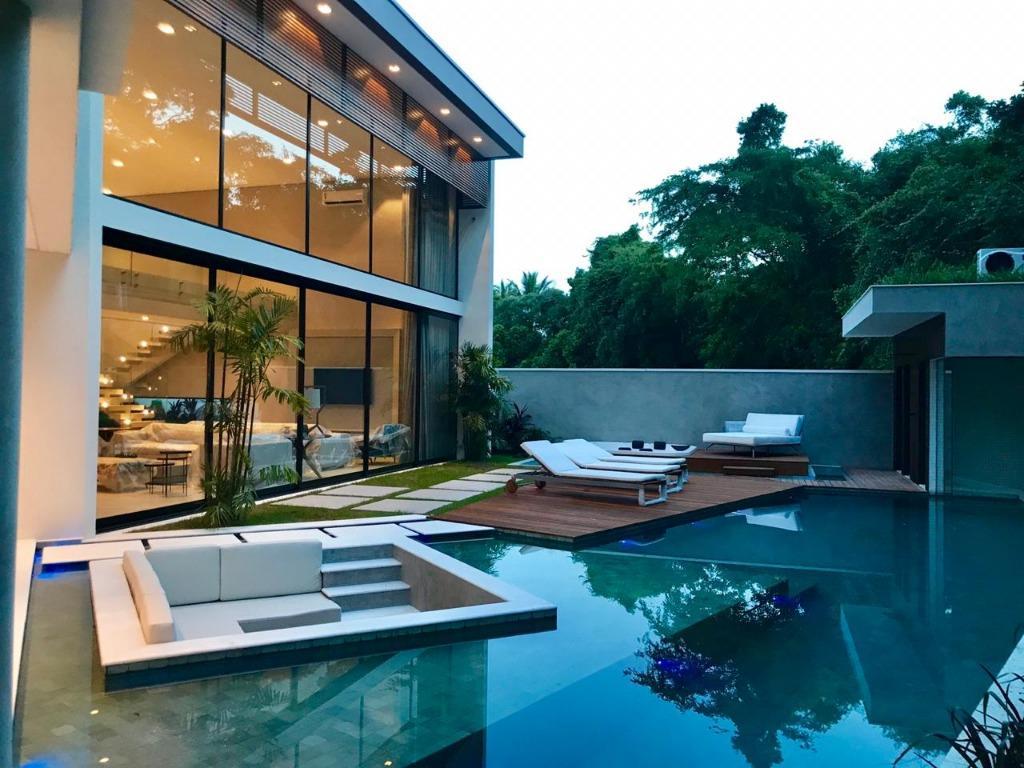 Condomínio Jardins do Golf -Casa com 7 dormitórios à venda, 510 m² Riviera de São Lourenço