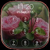 Rose Passcode LockScreen APK for Bluestacks