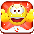 TouchPal Emoji - Color Smiley APK for Bluestacks