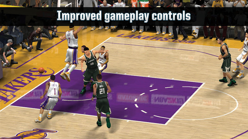NBA 2K19 Screenshot 2