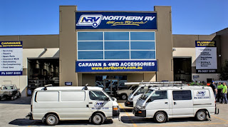 RV tools and accessories installation