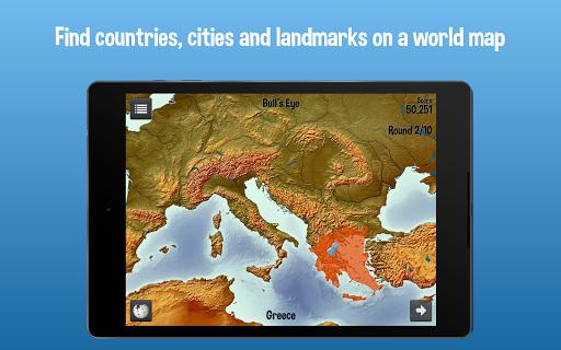 Where is that? HD Geo Quiz - screenshot